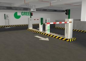 GPE4P - parkovací systém Economy