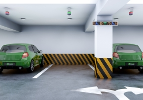 Systém navigace na volná parkovací místa GPP PGS2
