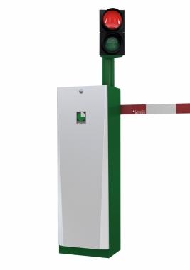GPB - automatická parkovací závora